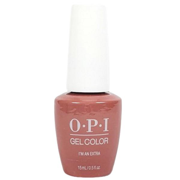 Lac de Unghii Semipermanent - OPI Gel Color Hollywood I'm An Extra, 15 ml