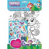 Fingerlings. set de colorat