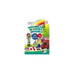 Comunicare in limba engleza clasa 2 caiet partea a II-a - Cristina Johnson, Corina Cigan, editura Aramis