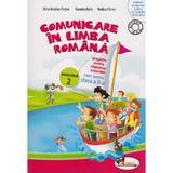Comunicare in limba romana cls 2 caiet sem.2 - Alina Nicolae-Pertea, Dumitra Radu, editura Aramis