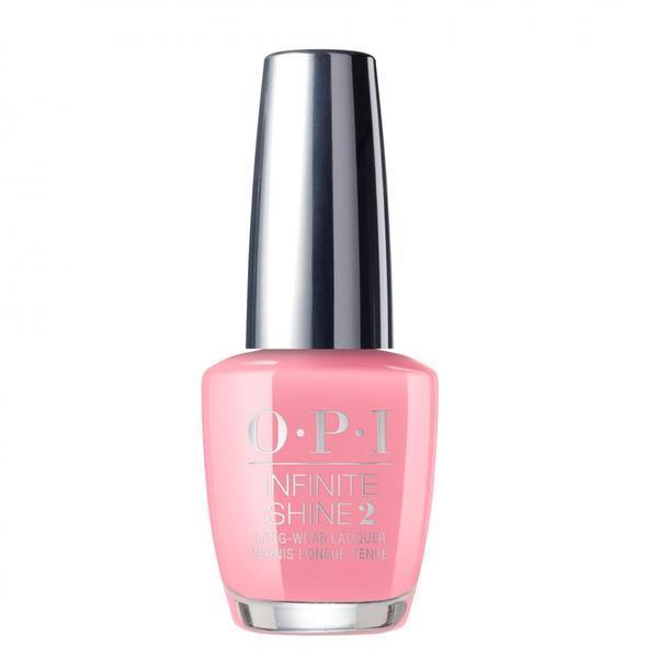Lac de unghii OPI Infinite Shine Pink Ladies Rule The School 15 ml