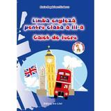 Limba engleza - Clasa 3 - Caiet - Maria-Magdalena Nicolescu, editura Ars Libri