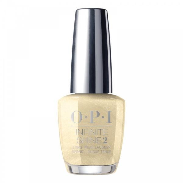 Lac de unghii OPI Infinite Shine Gift Of Gold Never Gets Old 15 ml