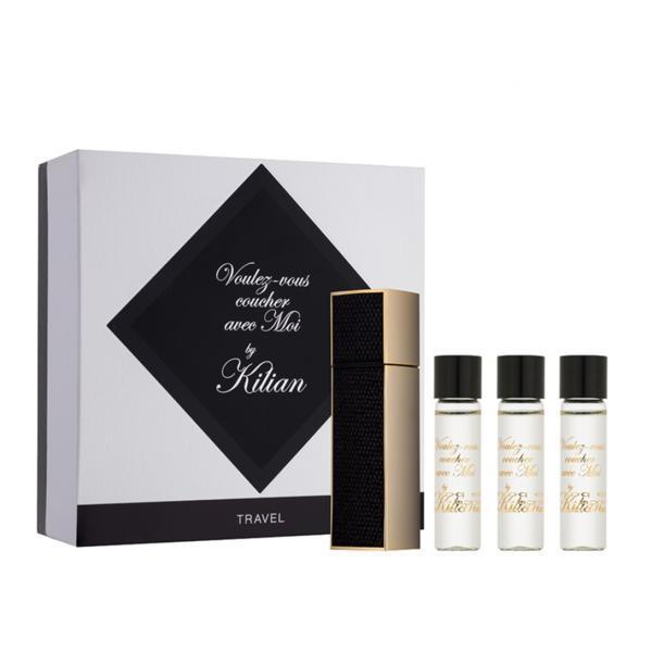 Apa de parfum unisex By Kilian Voulez-Vous Coucher Avec Moi 4x7.5ml