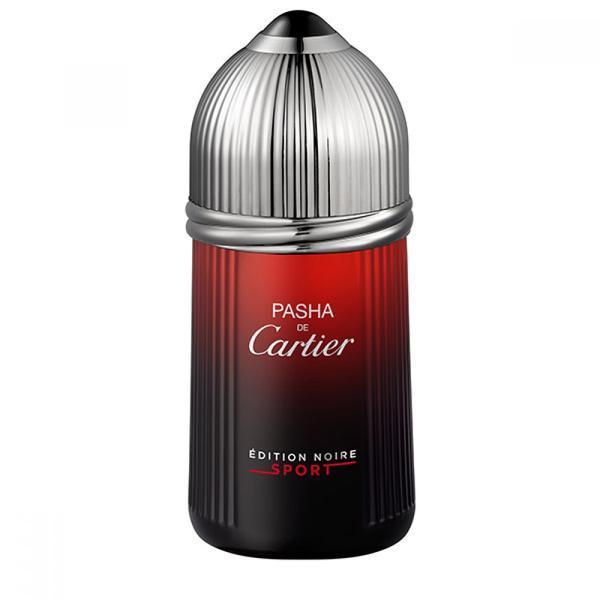 Apa de toaleta pentru barabti Cartier Pasha de Cartier Edition Noire Sport 100ml