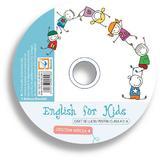 CD English for kids - Clasa 2 - Cristina Mircea, editura Booklet