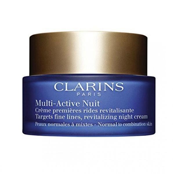 Crema antirid revitalizanta de noapte Clarins Multi Active Nuit 50ml