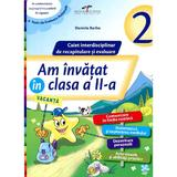 Am Invatat In Cls 2 Caiet - Daniela Barbu, editura Cd Press