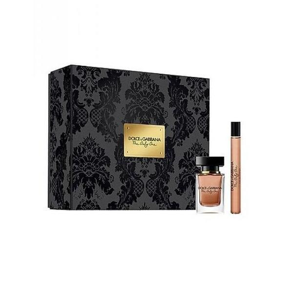Set cadou Dolce&Gabbana The Only One Eau de parfum 30ml + Travel spray 10ml esteto.ro
