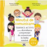 Minutul de comunicare cls 2 - Roxana Gheorghe, Stefan Pacearca, editura Didactica Publishing House