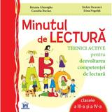 Minutul De Lectura Cls 3 Si 4 - Roxana Gheorghe, Stefan Pacearca, editura Didactica Publishing House