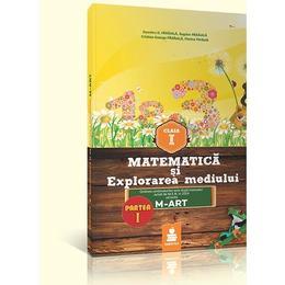 Matematica Si Explorarea Mediului - Cls I - Partea I - Ed.2015 Dupa Varianta M-Art - Dumitru D. Para, editura Euristica