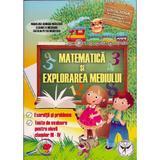 Matematica Si Explorarea Mediului Cls 3 Si 4 - Madalina-Georgia Nicolescu, editura Icar