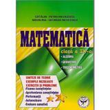 Matematica Cls 9 - Sinteze De Teorie, Exemple Rezolvate. Exercitii Si Probleme - Catalin-Petru Nicol, editura Icar
