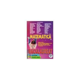 Bac Matematica M2 - Catalin-Petru Nicolescu, editura Icar