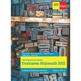 Limba romana - Clasa 8 - Teste pentru Evaluarea Nationala 2021 - Florin Ionita, Marilena Lascar, editura Grupul Editorial Art