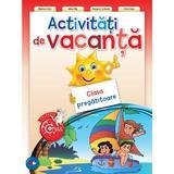 Activitati De Vacanta Clasa Pregatitoare - Marilena Calin, Adina Nitu, editura Litera