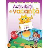 Activitati De Vacanta Cls 3 - Marilena Calin, Nicoleta Nedelescu, editura Litera