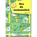 Ora De Matematica Cls 5 - Petre Nachila, editura Nomina