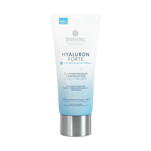 Lotiune hidratanta corp cu Hyaluron Forte, Dermasel 200 ml