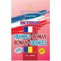 Dictionar francez-roman roman-francez - George Bojici, editura Andreas