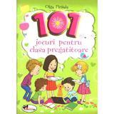 101 jocuri pentru clasa pregatitoare - Olga Piriiala, editura Aramis