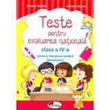 Teste pentru Evaluarea Nationala cls 4 - Simona Grujdin, Adriana Borcan (mate+romana), editura Aramis