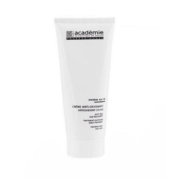 Crema tratament dermatocosmetic Academie Dermacte Crème Anti-Oxydante pentru tenul matur 100 ml