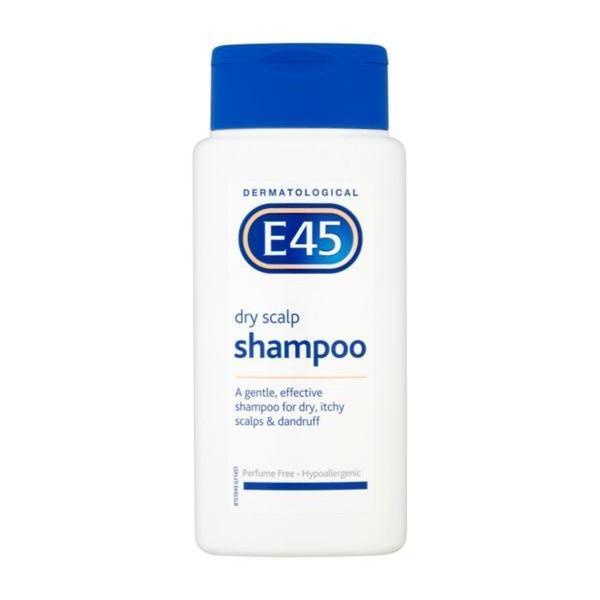 Sampon dermatologic pentru scalp uscat E45, 200ml