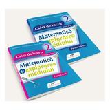 Set caiet matematica si explorarea mediului - Clasa 2 - Partea I+partea II - Iliana Dumitrescu, Nicoleta Ciobanu, editura Cd Press