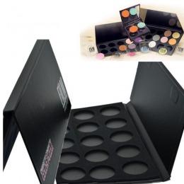 Paleta Goala 15 Culori Fard de Pleoape - Film Maquillage Astuccio Vuoto 15 Colori Ombretto Compatto