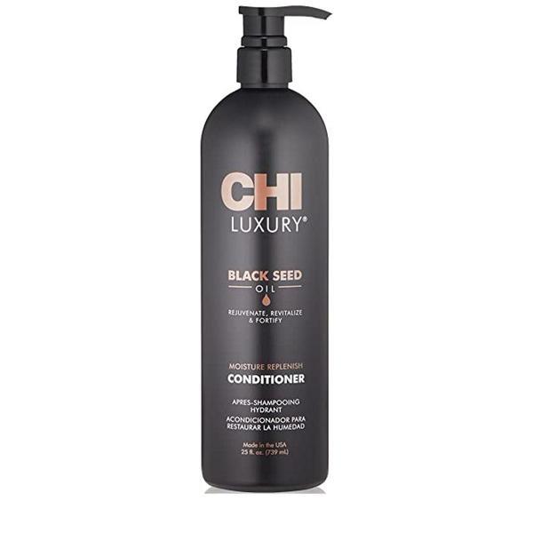 Balsam de Par - CHI Luxury Black Seed Oil Moisture Replenish Conditioner, 739 ml