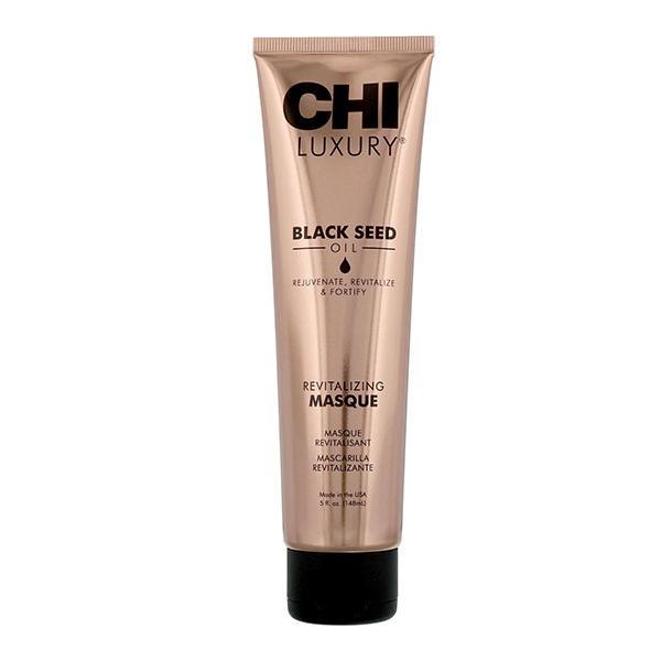 Masca de Par - CHI Luxury Black Seed Oil Revitalizing Masque, 148 ml