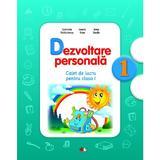 Dezvoltare personala cls 1 caiet - Gabriela Barbulescu, Ionela Stan, editura Litera