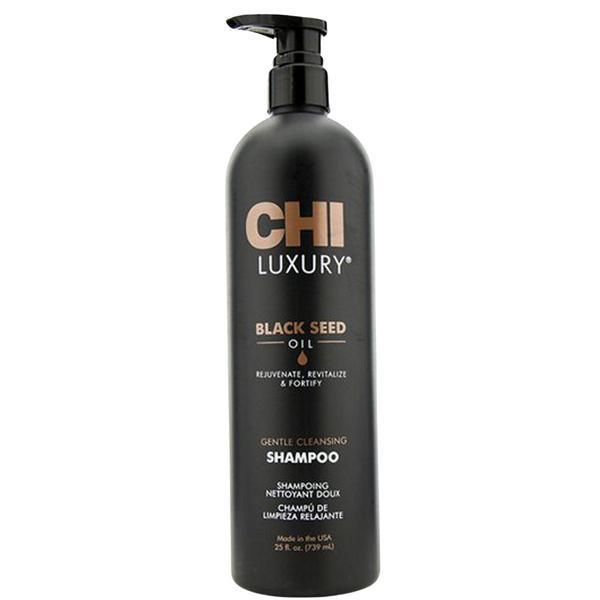 Sampon - CHI Luxury Black Seed Oil Gentle Cleansing Shampoo, 739 ml