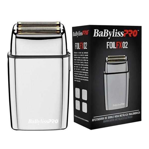 Masina de ras - Babyliss FX02 - Silver