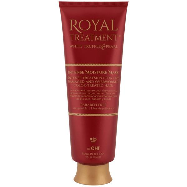 Masca Hidratanta pentru Par - CHI Farouk Royal Treatment Intense Moisture Mask, 237 ml