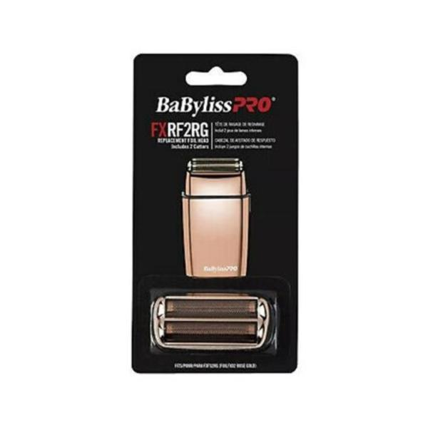 Folie + Cutit - Babyliss shaver FX02 - Rose gold