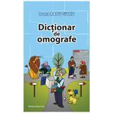 Dictionar de omografe - Ioana Radu Guciu, editura Nomina