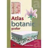 Atlas botanic scolar - Daciana Sava, editura Steaua Nordului