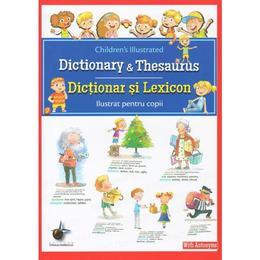 Dictionar si lexicon ilustrat pentru copii, editura Steaua Nordului