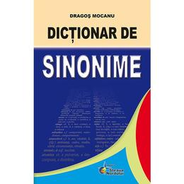 Dictionar de sinonime - Dragos Mocanu, editura Steaua Nordului