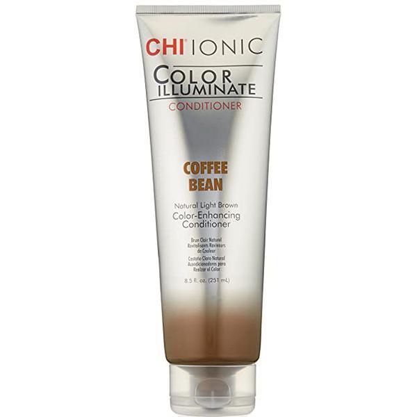 Balsam Nuantator Cafeniu - CHI Farouk Ionic Color Illuminate Conditioner Coffee Bean, 251 ml