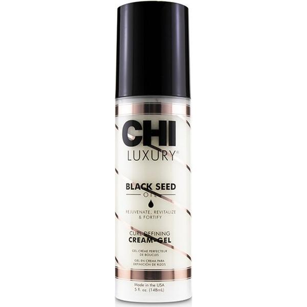 Crema-gel pentru Parul Cret - CHI Luxury Black Seed Oil Curl Defining Cream-Gel, 148 ml