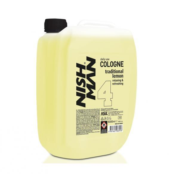 After shave colonie Nishman Cologne man 5000 ml