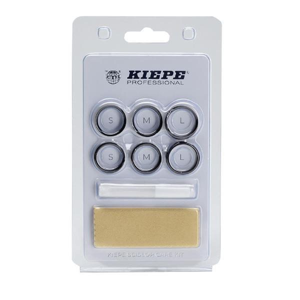Set inele de silicon pentru foarfece - Kiepe esteto.ro