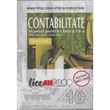 Contabilitate Cls 10 - Violeta Isai, editura All