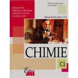 Chimie Cls 11 C1 2006 - Sanda Fatu, Cornelia Grecescu, Veronica David, Valeria Lupu, editura All