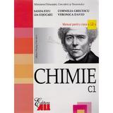 Manual chimie clasa 12 C1 - Sanda Fatu, Cornelia Grecescu, Lia Cojocaru, editura All