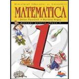Matematica manual pentru clasa 1 - Stefan Pacearca, Mariana Mogos, editura Aramis